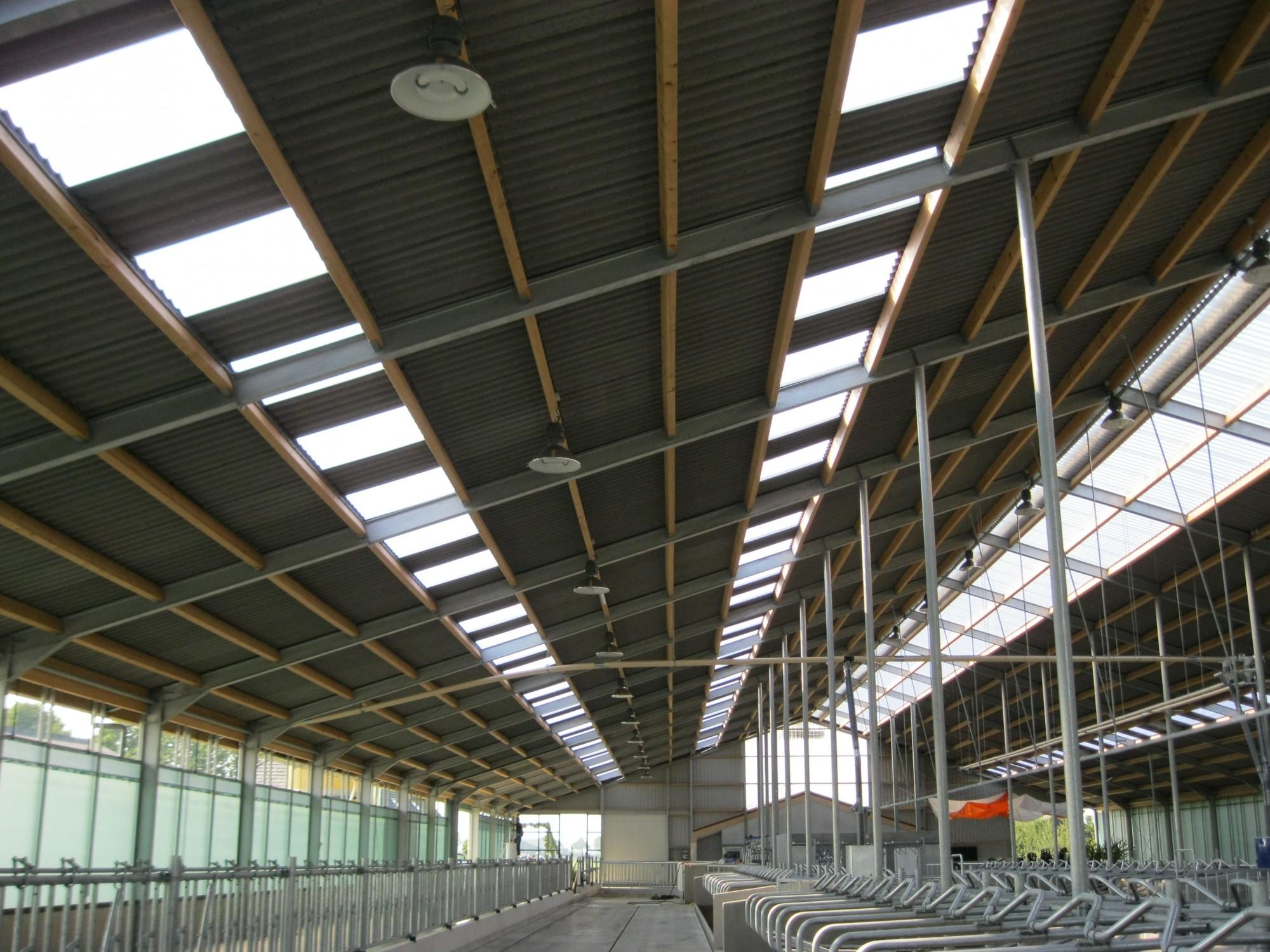 Zevenaar 2014 - Bouw nieuwe ligboxenstal - Verhey Toldijk