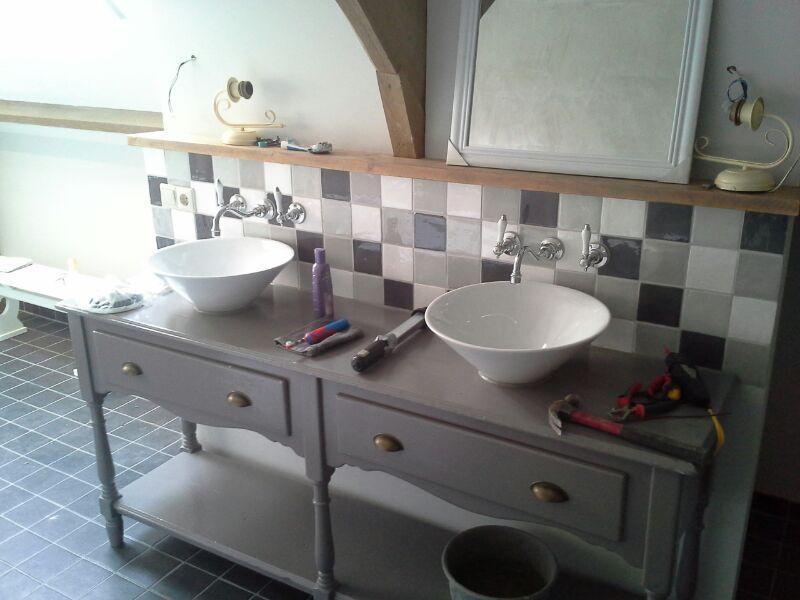 Verbouwing badkamer   Verhey Toldijk